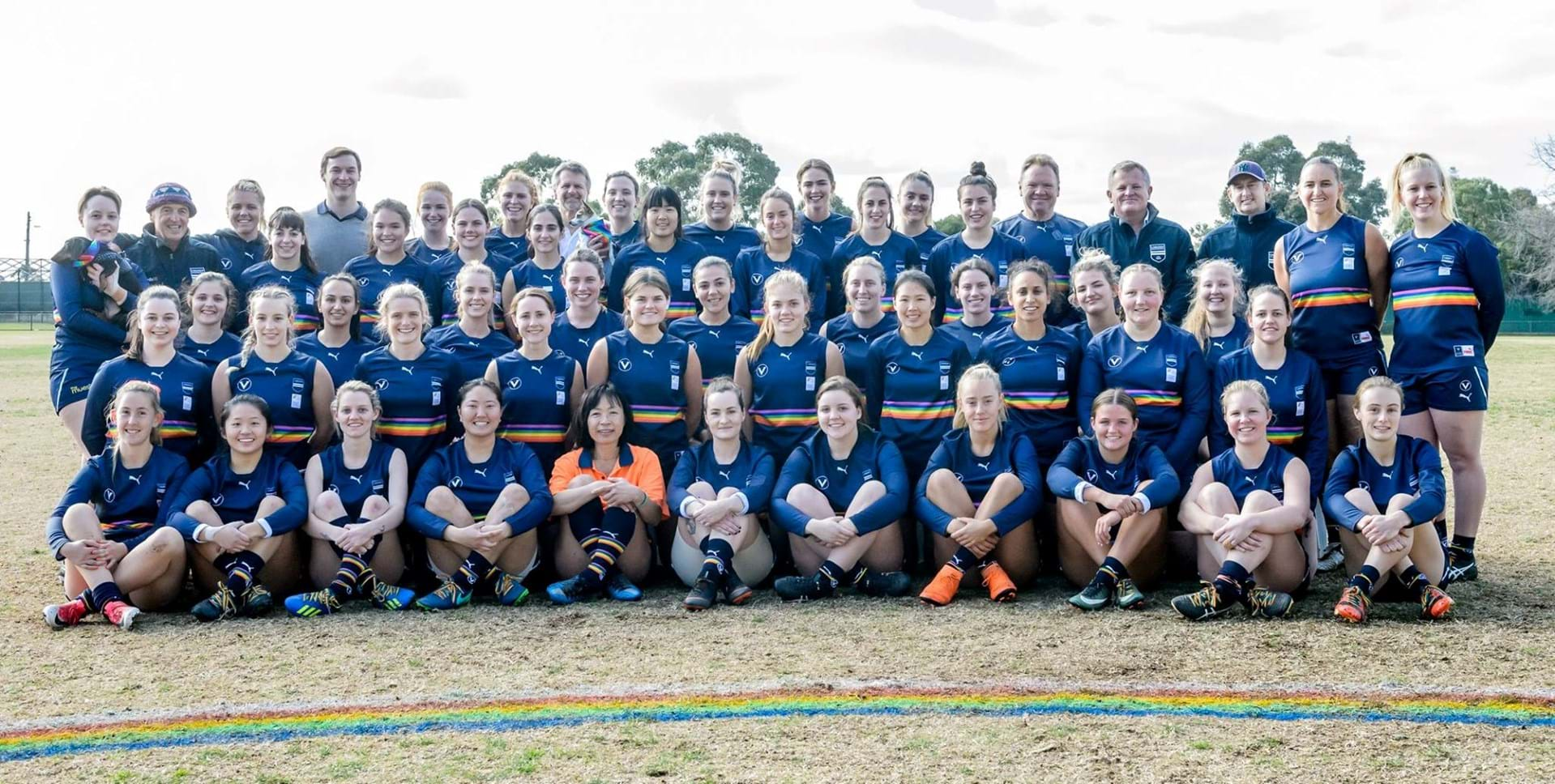 More than a game: CGFC Pride Round